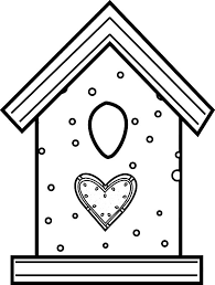 Small Picture Bird House Made from Cookies Coloring Pages Best Place to Color