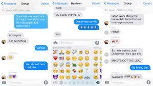Emoji Texts World Emoji Day 2015 Why Brands Like Bud Light And Ge Are