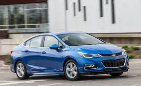 2016 Chevrolet Cruze Manual First Drive – Review – Car and Driver