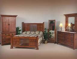 Mission Bedroom Furniture Custom Made Mission Bedroom Furniture By Heartwood Furniture