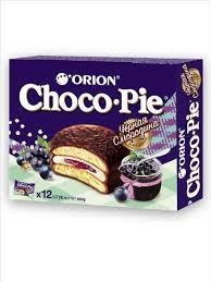 Мучное кондитерское изделие <b>ORION Choco Pie</b> BLACK ...