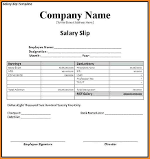 Employee Salary Slip Sample Cool 48 Employee Salary Slip Format Pdf Hospedagemdesites48