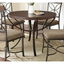great 33 best metal base for round granite kitchen table images on in 42 round dining table decor
