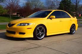 2003 Mazda Mazda6 s | Mazda Colors