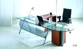table office desk. Glass Top Office Desk Table .