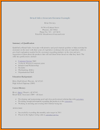 Sales Associate Resume 12 13 Retail Sales Associate Resume Samples Free Wear2014 Com