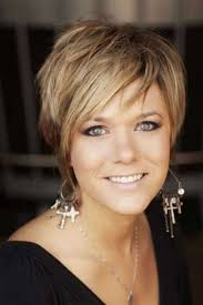 short hairstyles for 40 year old woman another interesting thing about chunking is that it generally