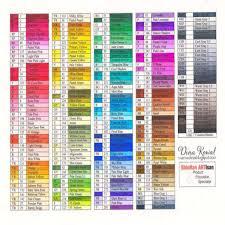 Touch Marker Chart Ohuhu Blank Color Chart Bedowntowndaytona Com