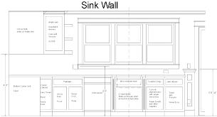 Standard Kitchen Cabinet Drawer Sizes Chart Stupendous
