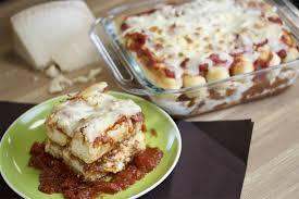 breadstick lasagna