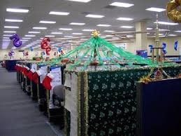 cubicle decoration in office. christmas cubicle decorating ideas creativity office decoration in e