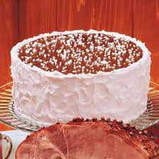 Chocolate Peppermint Cake Recipe