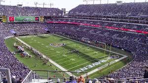 M T Bank Stadium Baltimore Ravens Football Stadium