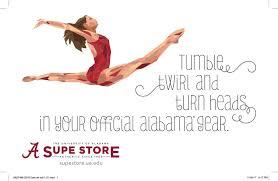 University of Alabama Supe Store - Aaron Carter