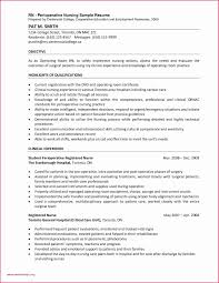Operating Room Nurse Cover Letter Operating Room Nurse Resume Best Of Sample Operating Room