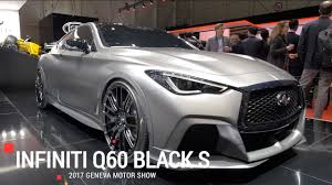 2018 infiniti q60. brilliant q60 2018 infiniti q60 black s  2017 geneva motor show inside infiniti q60 e