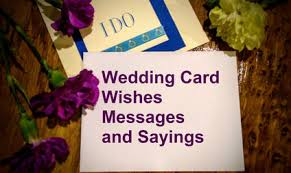 Wedding Messages Wishes Messages Sayings