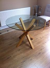 interior glass table with wooden legs glass table with wooden legs full size of interiorglass table tasteful dining