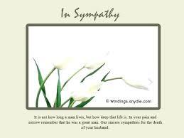 Sympathy Card Quotes Gorgeous Sympathy Card Condolences Leadgopro