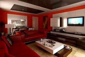 Red And Black Living Room Ideas  SafarihomedecorcomRed Black Living Room Decorating Ideas