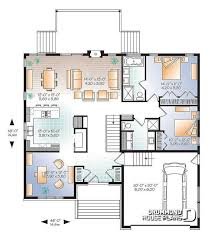 my home office plans. Home Office Plans. 1st Level Modern Design, Master Ensuite, Open Floor Plan My Plans F
