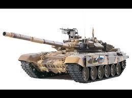 Обзор на <b>радиоуправляемый танк Heng Long</b> T90 Russia 3938 ...