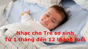 Nhạc Cho Trẻ Sơ Sinh Từ 1 Tháng - 12 Tháng Tuổi Nhạc Cho Trẻ Sơ Sinh ngủ  ngon phát triển thông minh - Nhạc thiếu nhi mới nhất. - #1 Xem lời bài hát