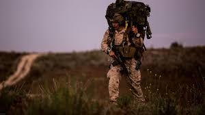 Reconnaissance Marine Parachute Combat Diver Qualified