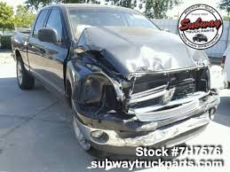 Used Parts 2007 Dodge Ram 1500 5.7L 4x4 | Subway Truck Parts ...