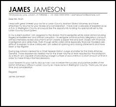 Sample Attorney Cover Letters Assistant District Attorney Cover Letter Sample Cover
