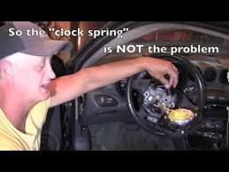 fixing a non clockspring horn problem fixing a non clockspring horn problem