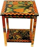 whimsical painted furnitureHelen Heins Peterson Modern Folk Art Whimsical Primitives