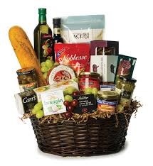 photo of the feast gift basket
