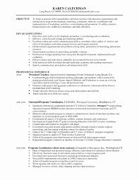 Ideas Of Munity Development Specialist Sample Resume Termination