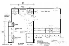Small Picture Kitchen Floor Plan Ideas our kitchen floor plan a few more ideas