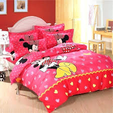 minnie mouse bed set queen size mouse comforter queen size mickey mouse bed set pink mickey minnie mouse bed