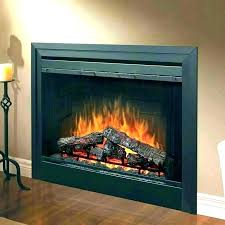 vintage fireplace electric old style