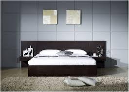 Modern Queen Bedroom Sets Bedroom Modern Platform Bed Plans Cairo Platform Bed With Its