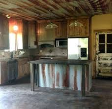 corrugated tin corrugated tin panels top plan corrugated metal kitchen island awesome remodel your of tin corrugated tin