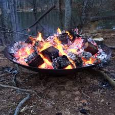 safari cast iron wood burning fire pit cast iron fire pit i75