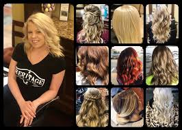 she has a pion for precision cuts bage creative color and keratin treatments taylor is also part of our herie bridal team and has a flair for