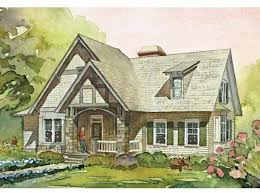 Small Country Cottage House Plans   Polkadot Homee IDeascottage house plans   porch brick cottage house plans