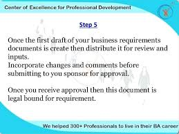 Business Requirement Example Define Business Requirements Document Lilyvalley Co