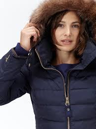 Joules Cossington Contrast Hem Jacket in Blue | Lyst & Gallery Adamdwight.com