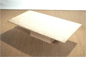 travertine coffee table round awesome vintage for at sets travertine coffee table round