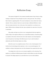 english a lbd agenda  english 101 reflection essay