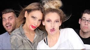not my hands makeup challenge relux desi perkins collab