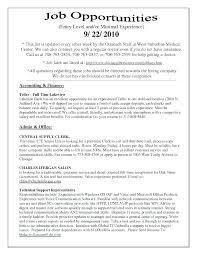 Entry Level Flight Attendant Resume Enchanting Cashier Resume Examples 48 Fruityidea Resume