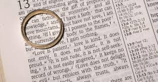 Bible Quotes For Wedding Interesting Bible Readings For Your Wedding
