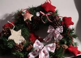 20 Teile Christbaumschmuck Weihnachts Set Handarbeit Weihnachtsschleifen Und Deko Baumhänger